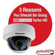 سه دلیلی برای استفاده از دوربین  Turbo HD هایک ویژن