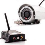 هایک ویژن ضبط صدا به وسیله دوربین مداربسته را توضیح می دهد
