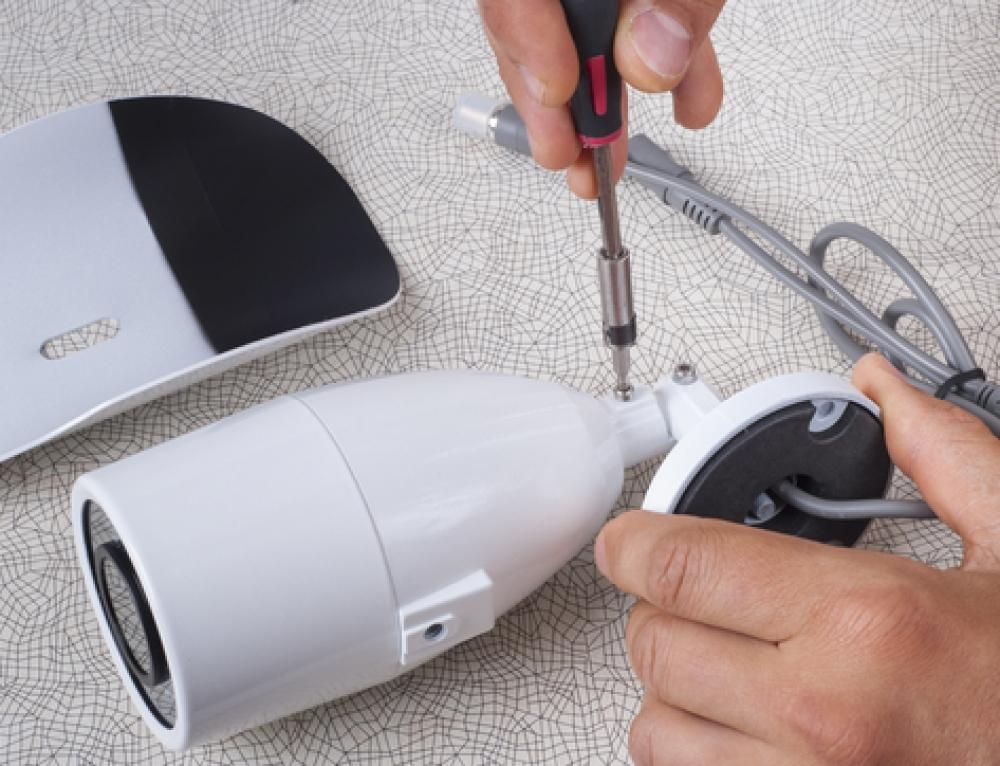 هایک ویژن تعمیر دوربین مداربسته در ۵ مرحله آسان را آموزش می دهد