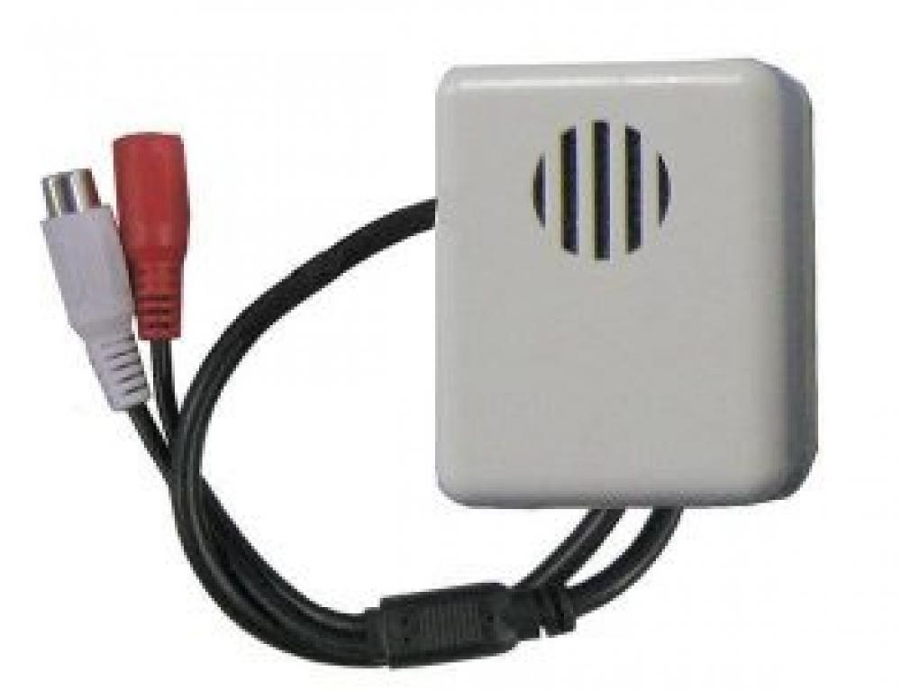 هایک ویژن آموزش نصب میکروفون به دستگاه DVR را توضیح می دهد.