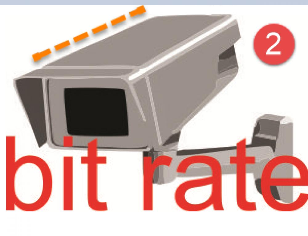 هایک ویژن – بیت ریت چیست  (bit rate) قسمت دوم