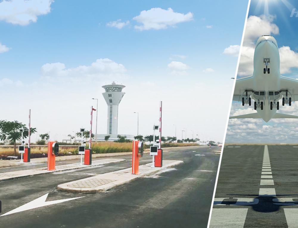 فرودگاه بین المللی جدید سنگال سرویس هوشمند نظارت و مدیریت پارکینگ هایک ویژن را انتخاب میکند.