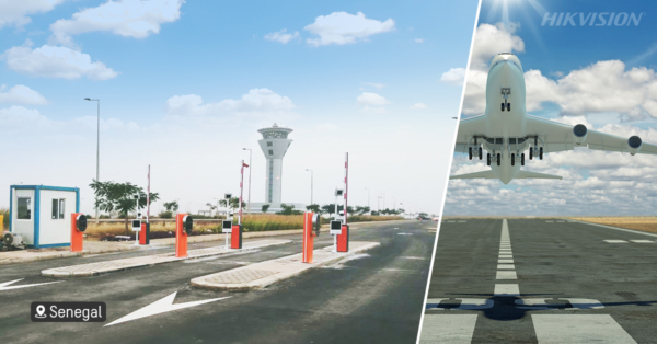 فرودگاه بین المللی جدید سنگال سرویس هوشمند نظارت و مدیریت پارکینگ هایک ویژن را انتخاب میکند