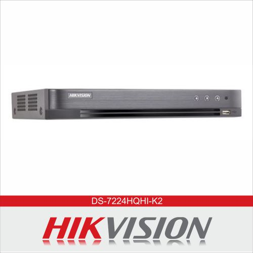 DS-7224HQHI-K2 هایک ویژن