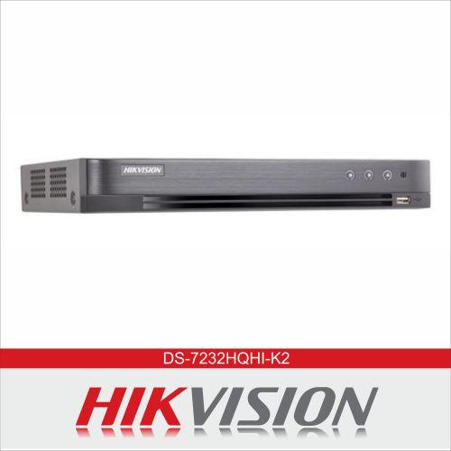 DS-7232HQHI-K2 هایک ویژن