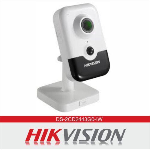 دوربین مداربسته کیوب شبکه هایک ویژن مدل DS-2CD2443G0-IW