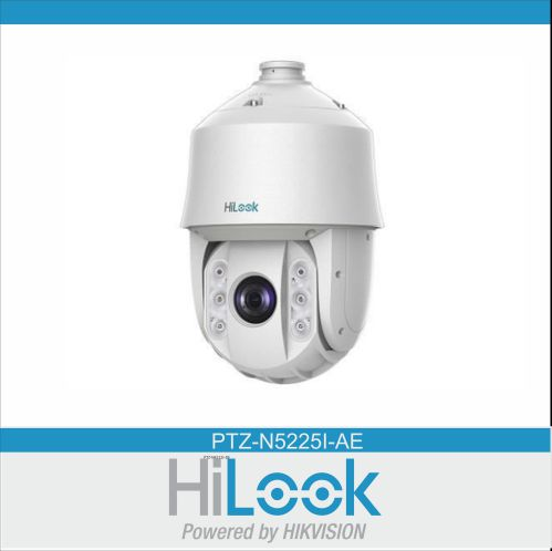 دوربین مداربسته تحت شبکه هایلوک PTZ-N5225I-AE