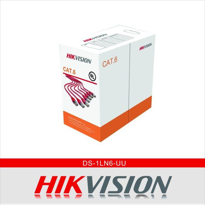 کابل شبکه DS-1LN6-UU